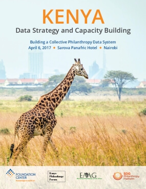 Kenya: Data Strategy and Capacity Building (3rd Report)