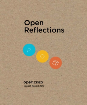 Open Reflections: Impact Report 2017