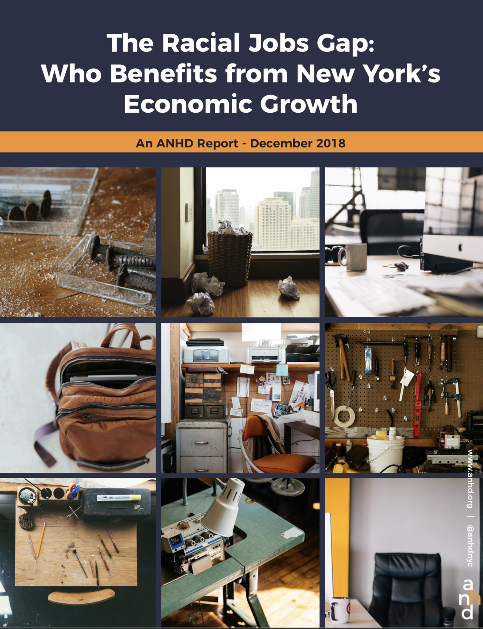 The Racial Jobs Gap: Who Benefits from New York's Economic Growth