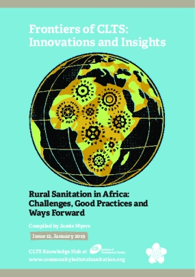 Rural Sanitation in Africa: Challenges, Good Practices and Ways Forward